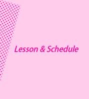 Lesson&Schedule